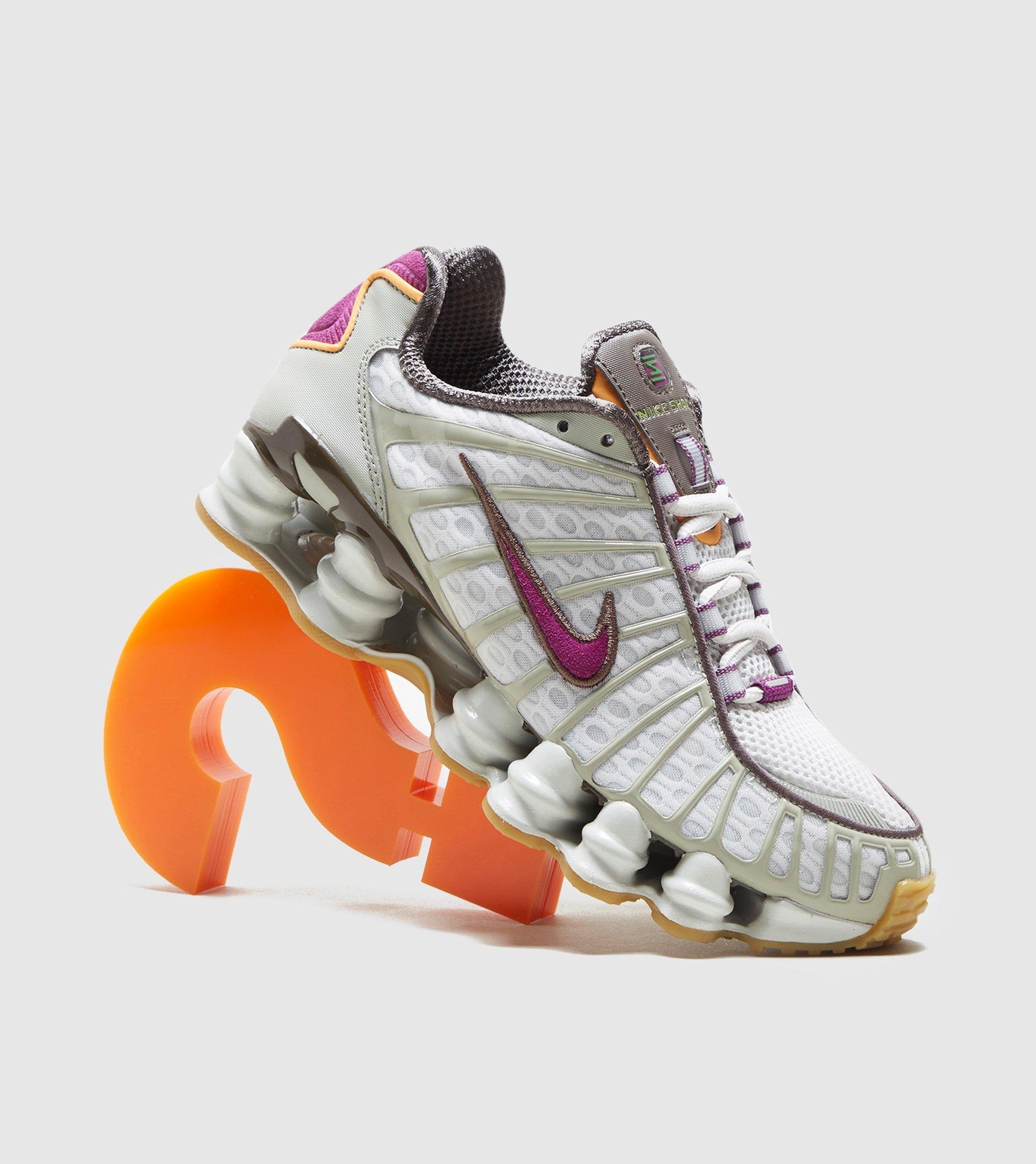 Nike Shox TL 'Viotech' size?exclusive Til Kvinder | Size?