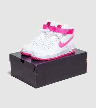 pas cher pour réduction 3c3ff 7b663 Nike Air Force 1 High Femme   Size?