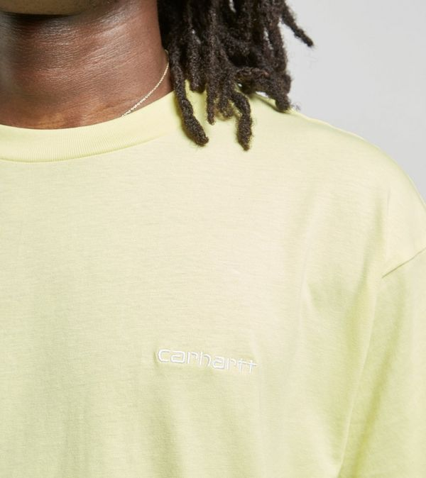 Carhartt WIP Script Embroidered T-Shirt