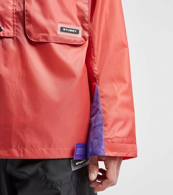 Stussy Drift Half Zip Jacket
