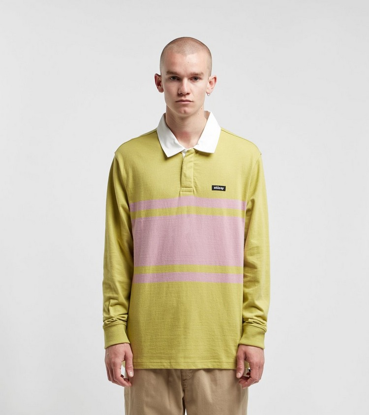 Stussy Stanley Rugby Shirt