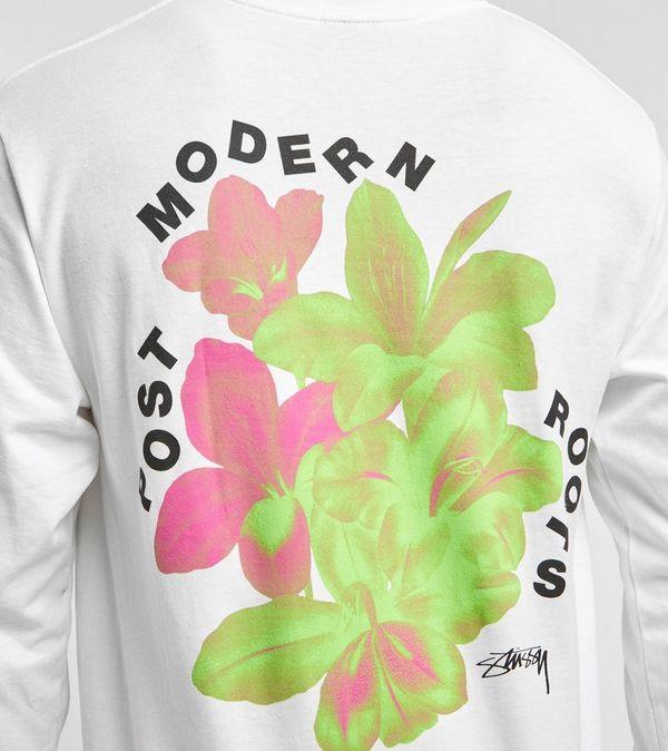 Stussy Post Modern Roots Long Sleeve T-Shirt