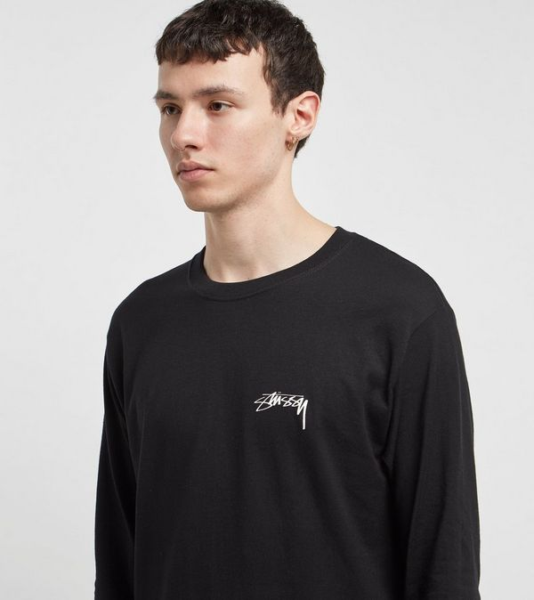 Stussy Post Modern Roots Long Sleeve T-Shirt