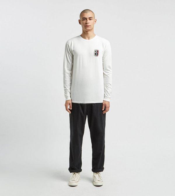 Stussy S Frame Long Sleeve T-Shirt