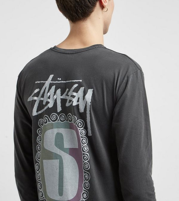 Stussy S Frame Long Sleeve T-Shirt