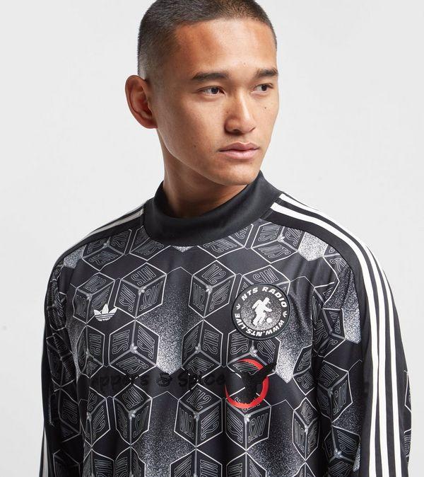 f04403cef11 adidas Originals x NTS Radio Goalkeeper Jersey