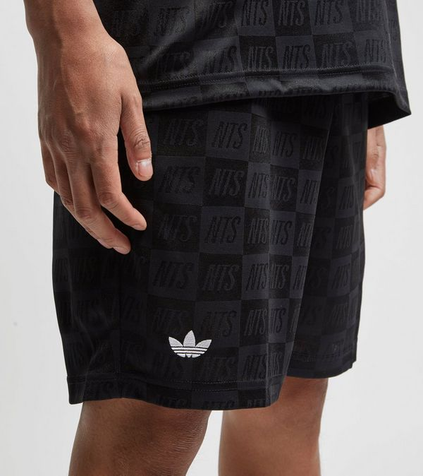 adidas Originals x NTS Radio Jacquard Shorts
