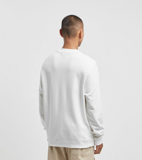 Fred Perry Global Branded Sweatshirt - size?exclusive
