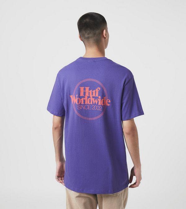 HUF Issue Logo T-Shirt