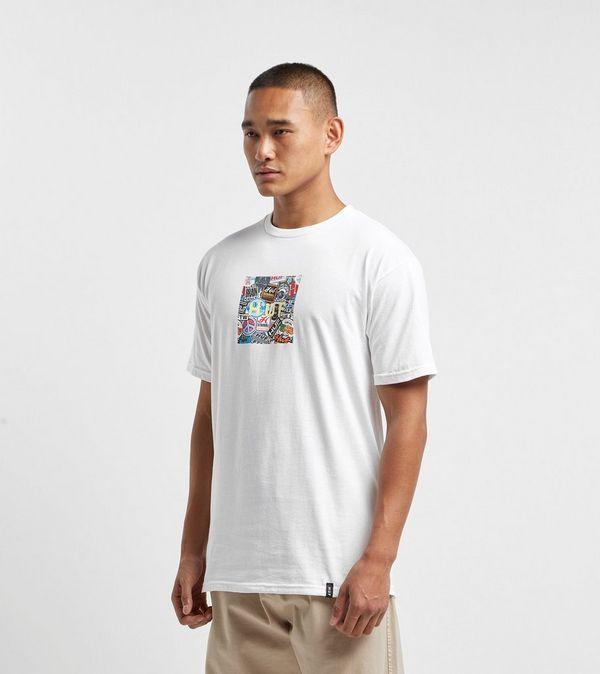 07d6f138 HUF Stickers Wars T-Shirt | Size?