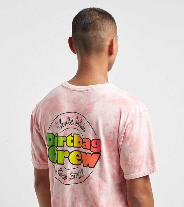 HUF DBC Cotton Candy Wash T-Shirt