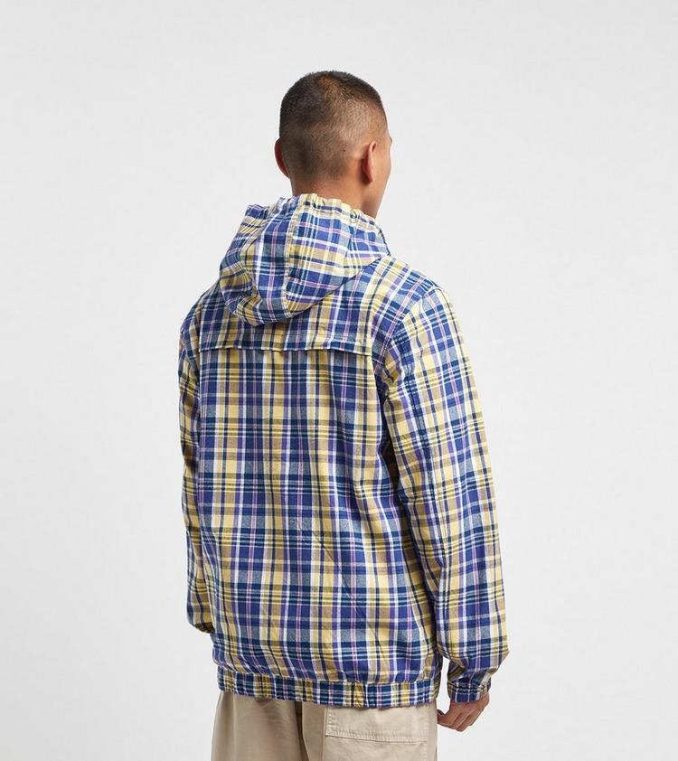 HUF Catalina Windbreaker Check Jacket