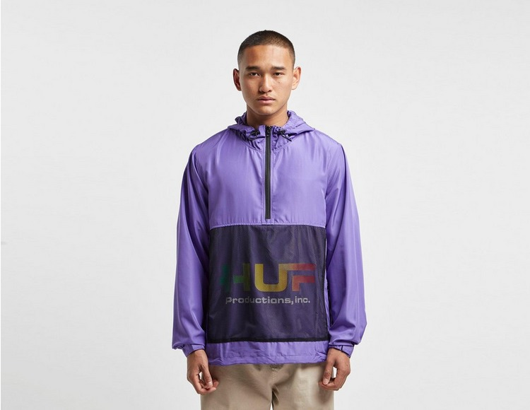 Huf Productions Inc Anorak Jacket