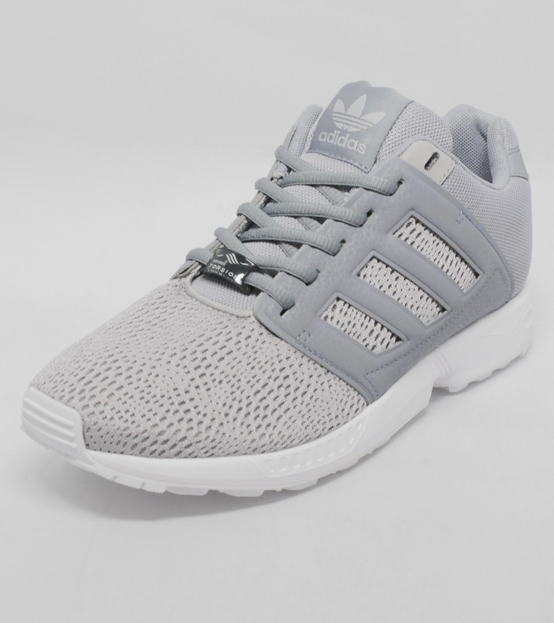 zx flux 2.0 grey