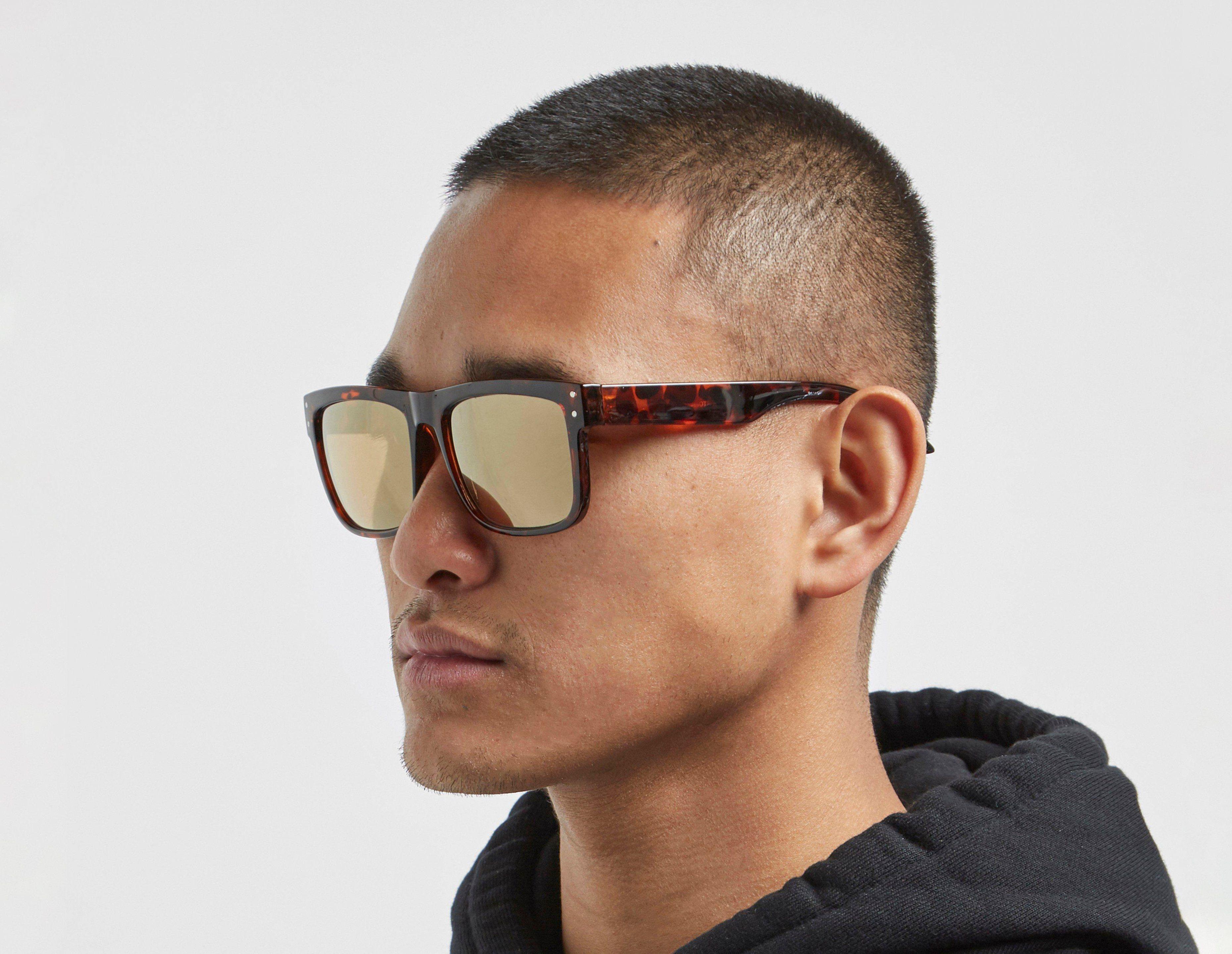 size? Nickelson Wayfarer Tortoise Sunglasses