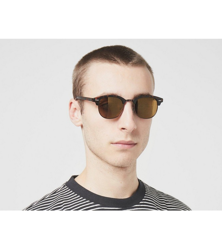 size? Dean Clubmaster Tortoise Sunglasses