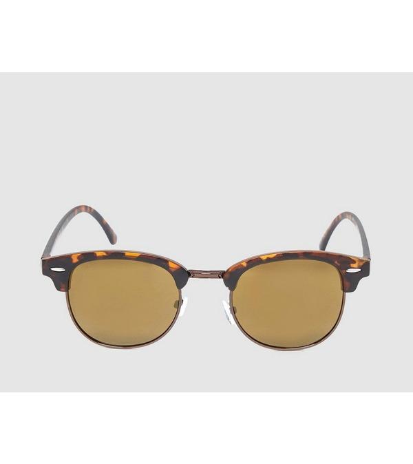 size? Dean Clubmaster Tortoise Sunglasses