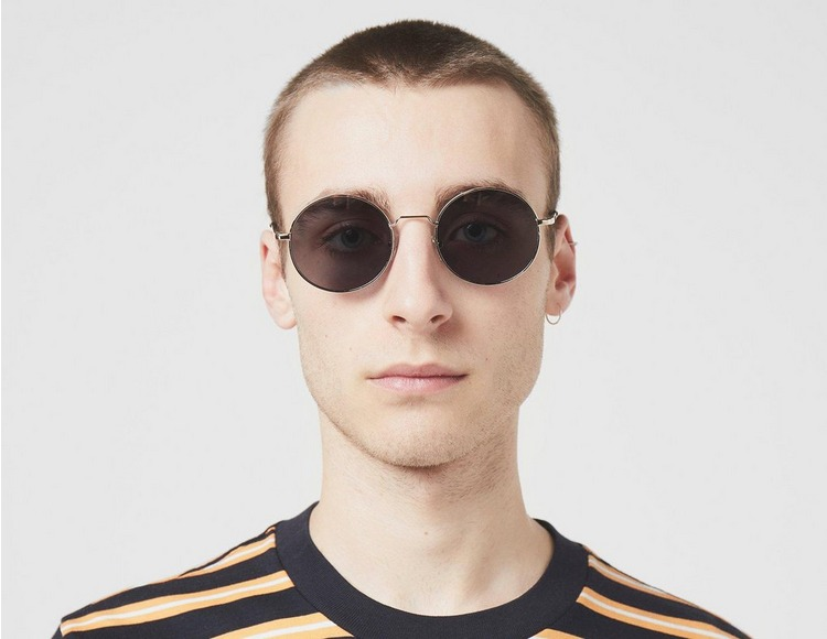 size? Flight Round Sunglasses