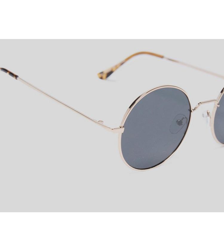size? Flight Round Sunglasses