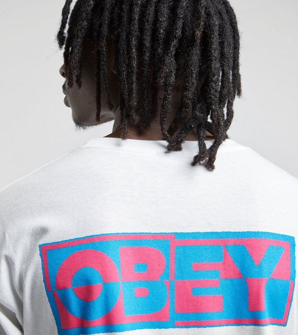 Obey Inside Out Long Sleeve T-Shirt