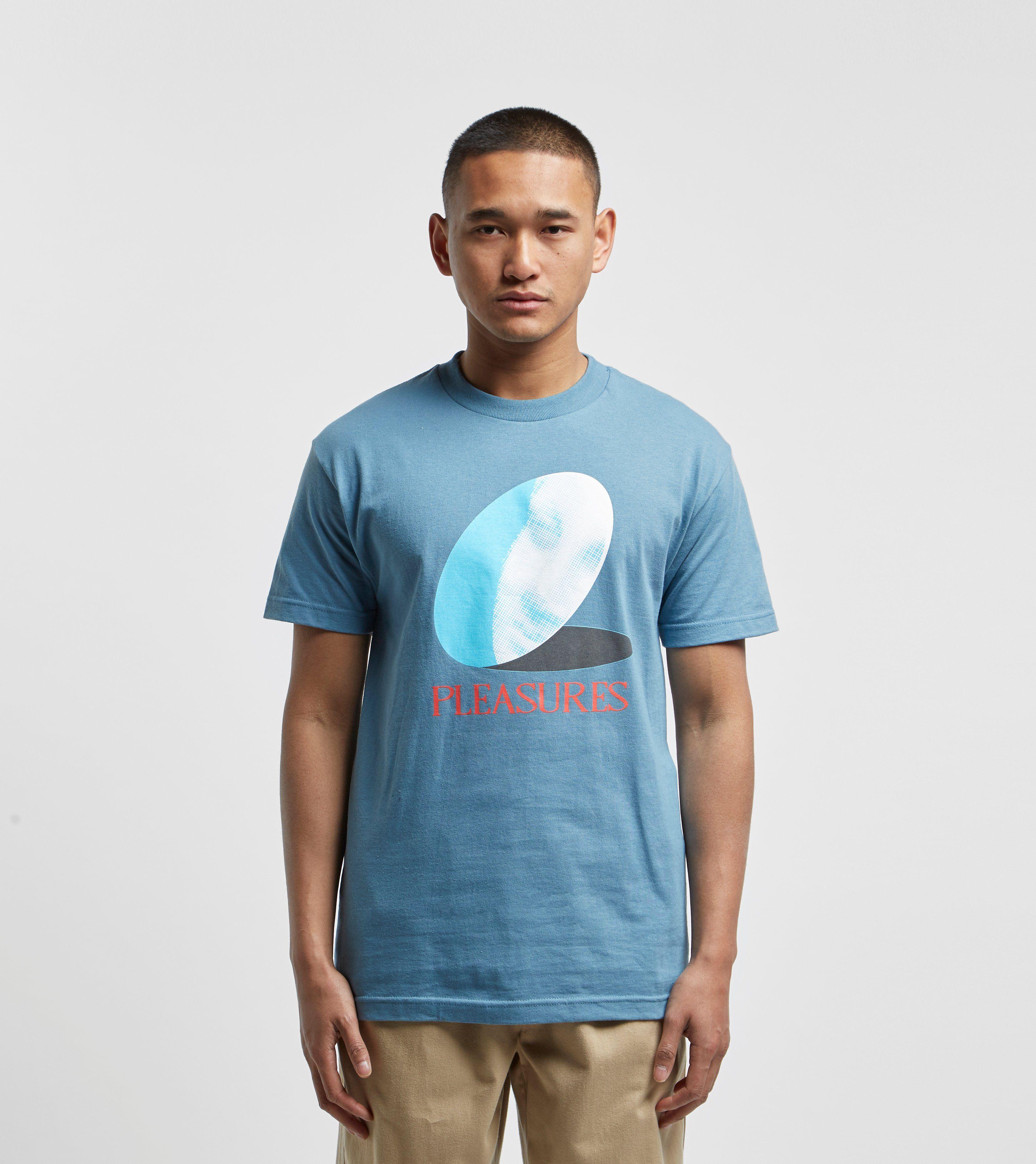 PLEASURES CD Sad T-Shirt