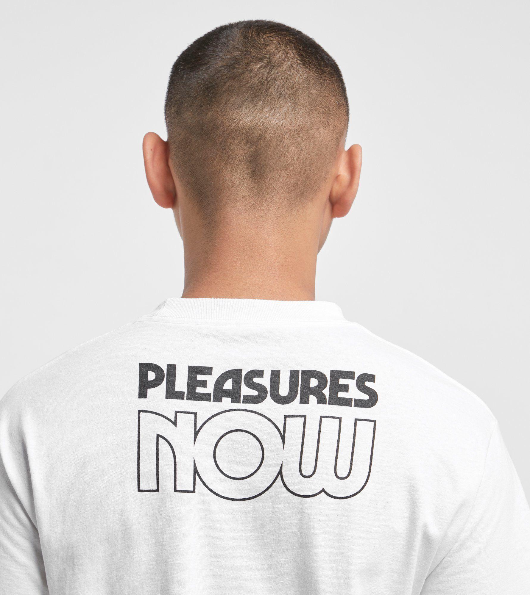 PLEASURES Germ Free T-shirt
