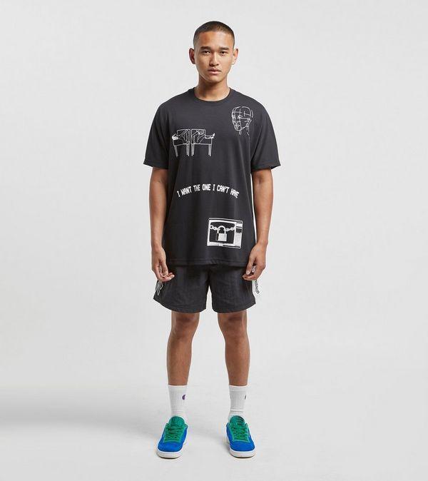 Reebok x PLEASURES Vector T-Shirt
