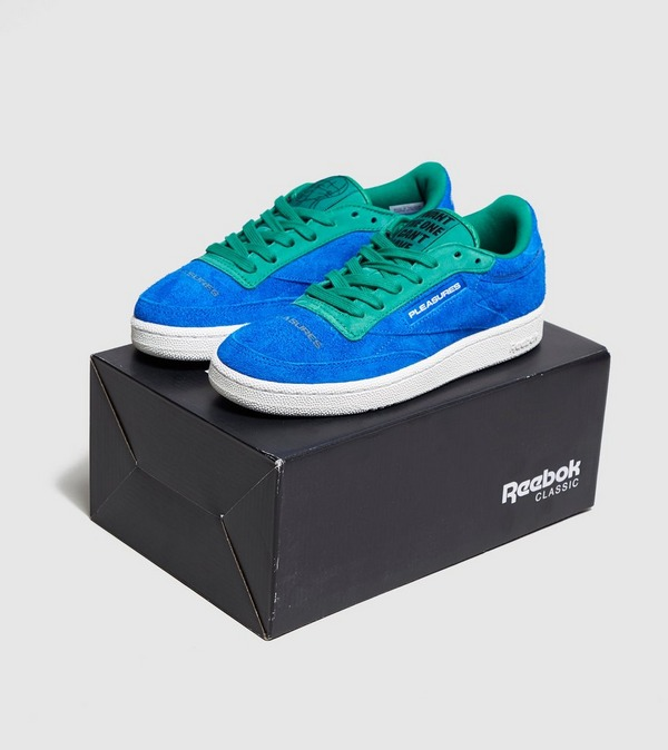 Reebok x PLEASURES Club C Women's