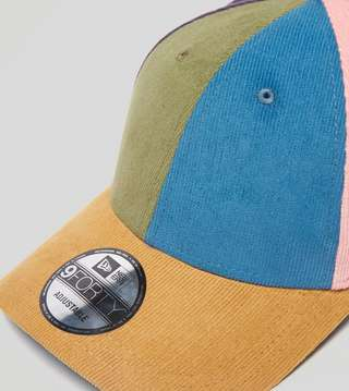 New Era 9Forty Panel Cap - size? Exclusive