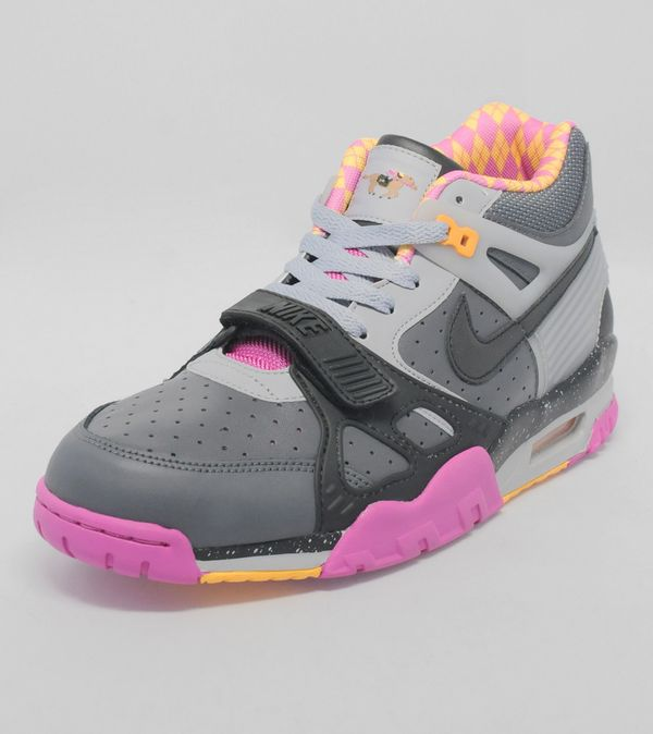 new products a8304 d2257 Nike Air Trainer III PRM QS 'Bo Knows Horse Racing'   Size?