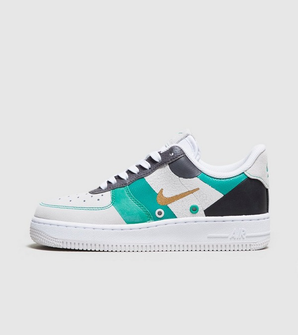 nike air force 1 femme turquoise