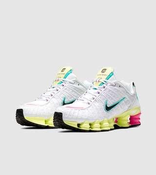 grossiste fea20 9a10d Nike Shox TL Women's