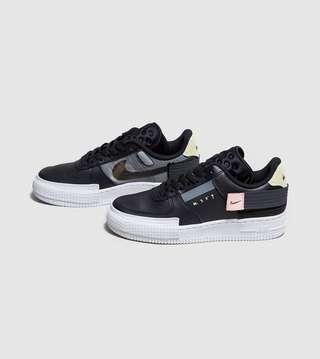 détaillant en ligne 2ce2b 982ed Nike N. 354 Air Force 1 Type Femme | Size?