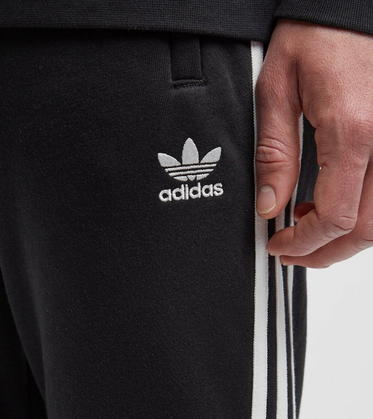 adidas Originals 3-Stripes Cuffed Fleece Pants