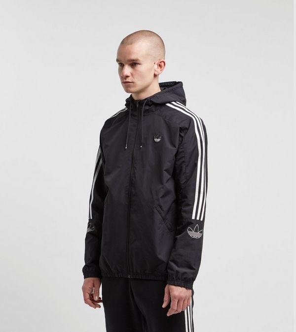 adidas Originals Outline Lightweight Windbreaker Jacket