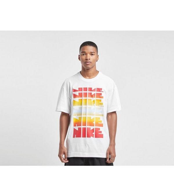 Nike Sunset Logo T-Shirt