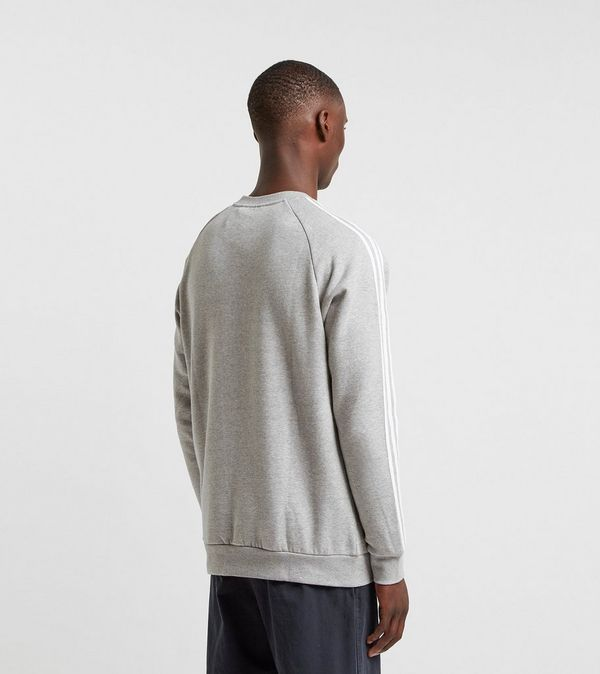 adidas Originals 3 Stripe Crewneck Sweatshirt