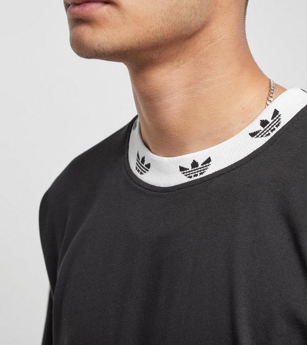 adidas Originals Trefoil Rib T-Shirt