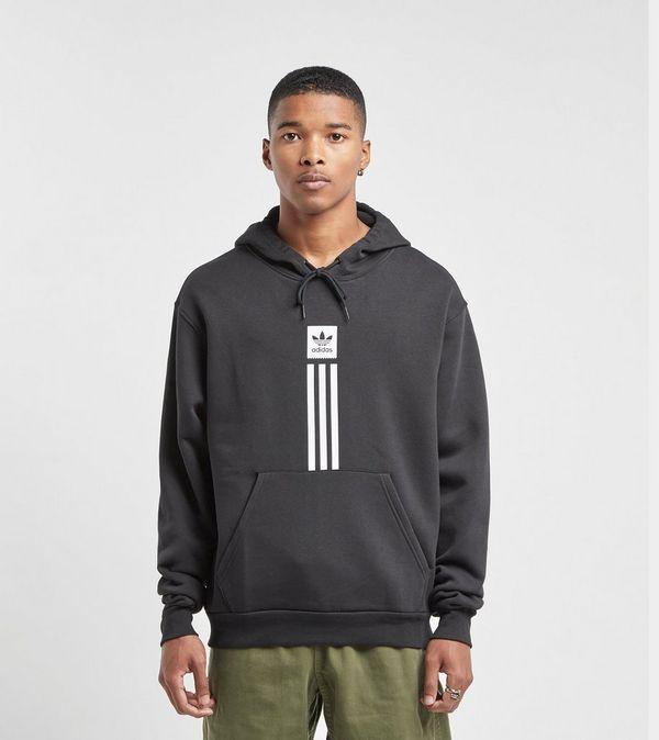 adidas Originals Solid Pillar Overhead Hoodie