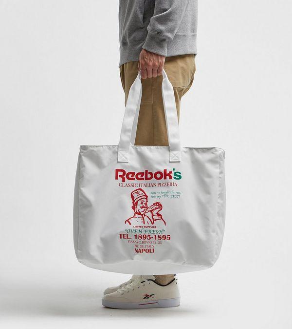 Reebok Pizza Take Away Tote Bag