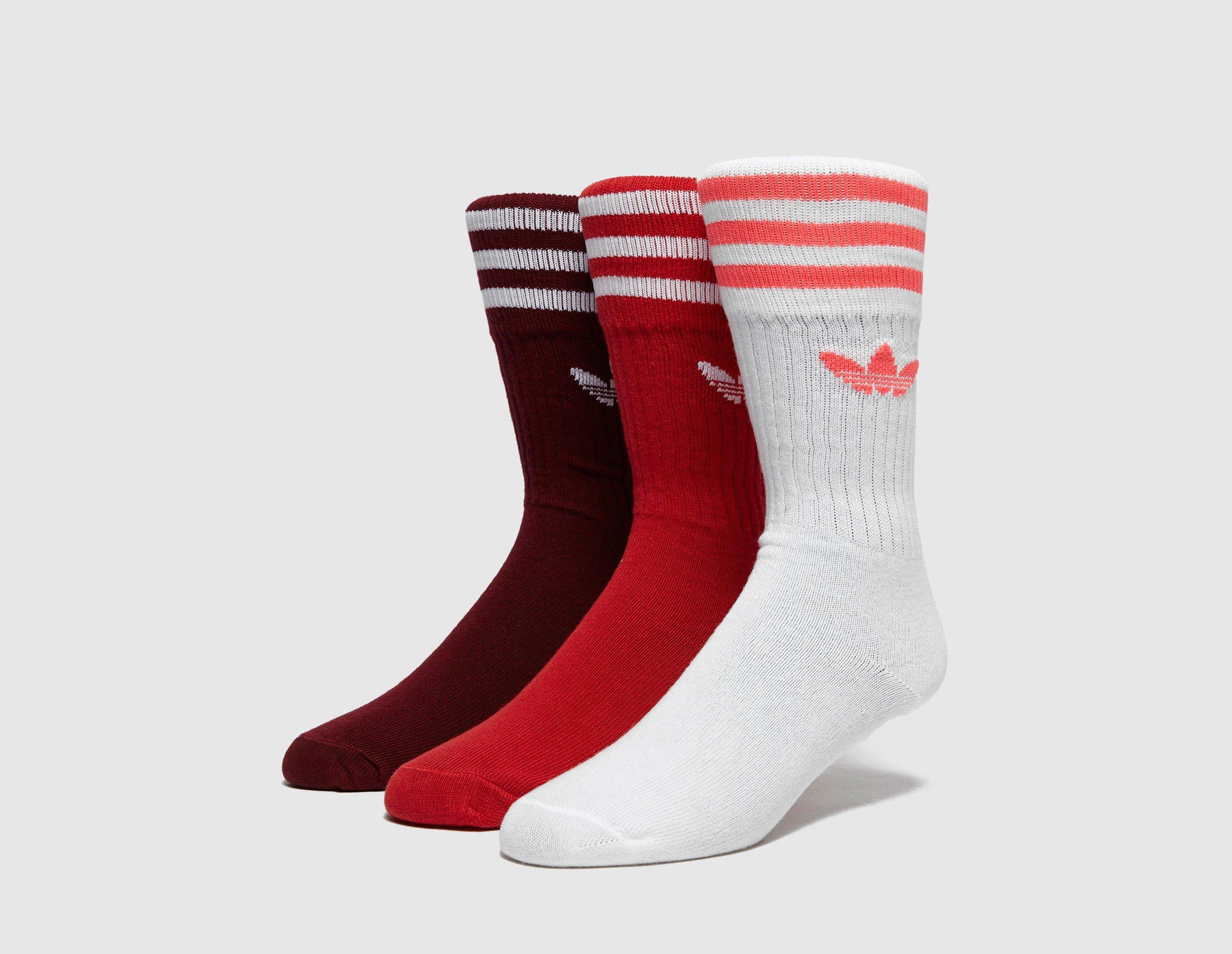 adidas Originals Lot de 3 Paires de Chaussettes | Size?