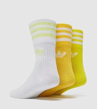 adidas Originals 3 Pack Socks | Size?