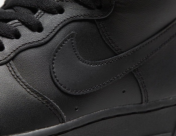 nike air force 1 donna nero