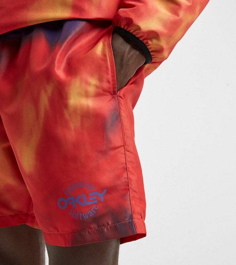 Oakley Tie Dye Shorts - size? Exclusive