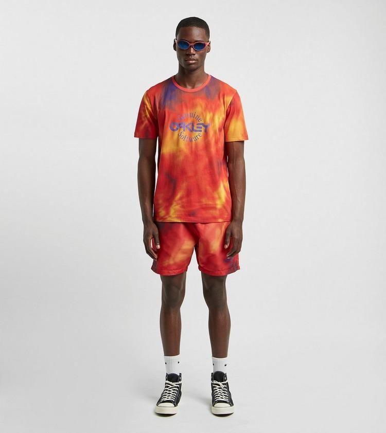 Oakley Software Tie Dye T-Shirt - size? Exclusive