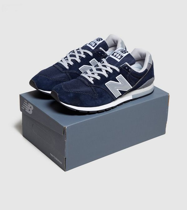 new balance 996 blauw heren