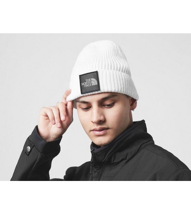 The North Face Logo Beanie