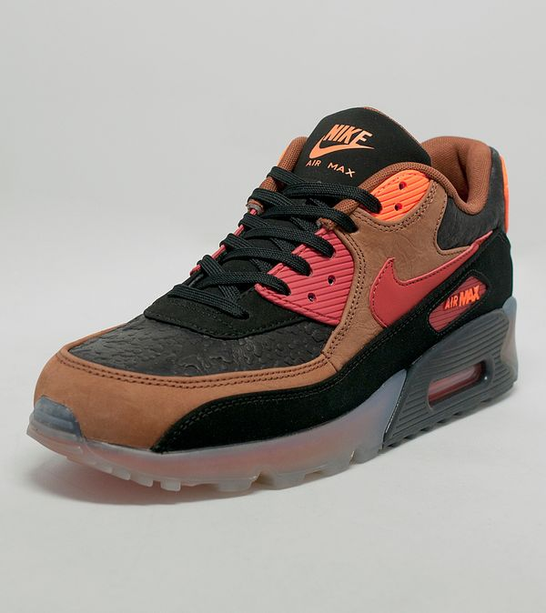 reputable site 50ed0 c6b4f Nike Air Max 90 Ice QS  Halloween