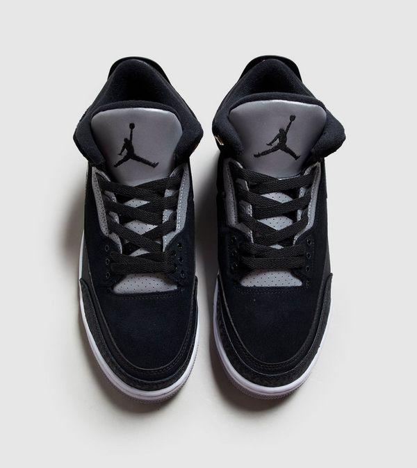 Jordan Air 3 Tinker 'Black Cement'