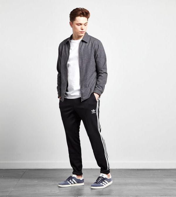 3fcf3a78c adidas Originals Superstar Cuffed Track Pants | Size?
